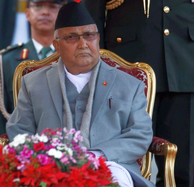 PM Oli didn't mean to debase Ayodhya's value: Nepal
