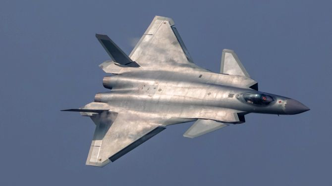 Why China deployed its stealth jet fighter