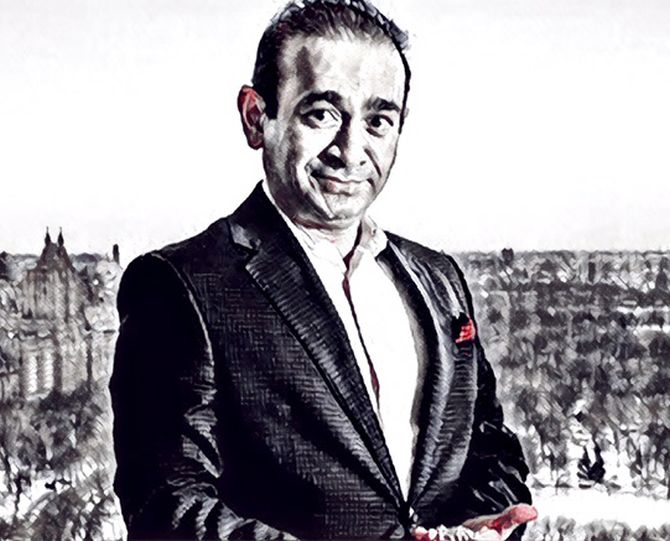 UK confirms Nirav Modi's presence in Britain