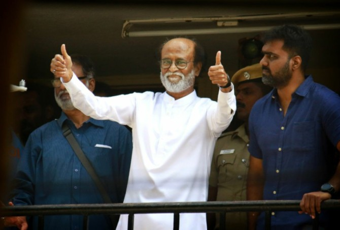 Rajini ends years of suspense, to launch party in Jan
