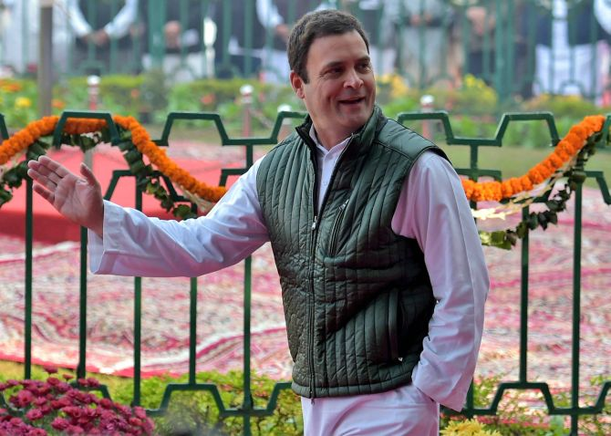 For Rahul, the real test has just begun