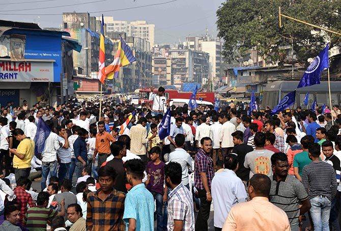 The battle for Dalit pride