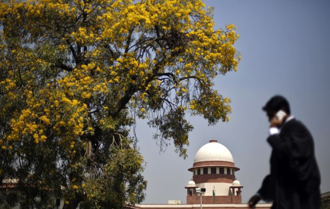 SC gets four new judges; strength reaches 34
