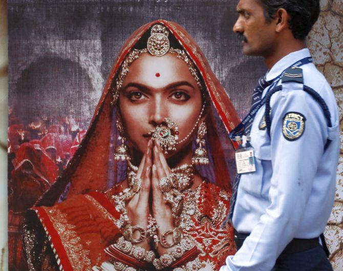 Will Padmaavat be released in Gujarat, Madhya Pradesh and Rajasthan?