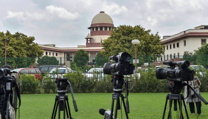CJI under RTI Act: SC to pronounce verdict on Wed