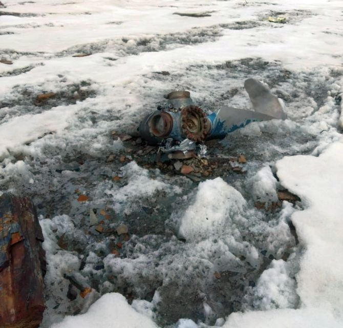 after 50 years body of soldier killed in iaf plane crash found