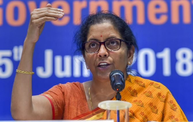 Want tax rates changed in next Budget? Tell Sitharaman