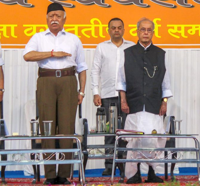 RSS has no need for secular advice