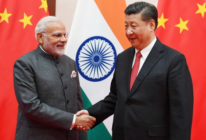 Entry of India, Pak to bolster SCO's strength: Xi