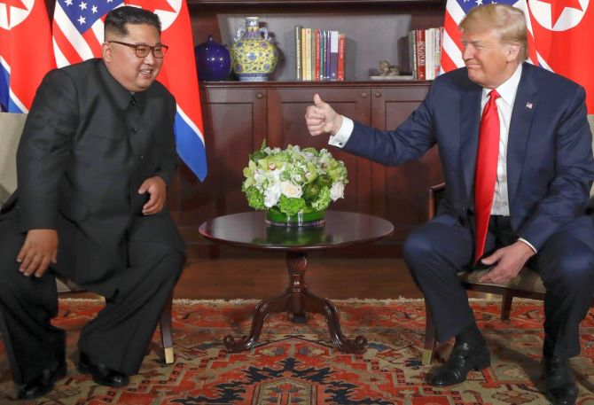 India News - Latest World & Political News - Current News Headlines in India - 2nd Trump-Kim meet in February, announces White House
