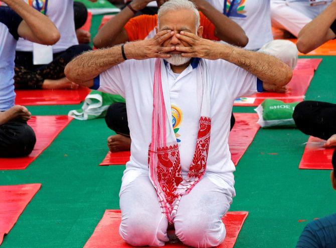 Why PM Modi picked Dehradun for Yoga Day