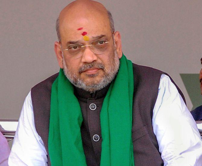 Amit Shah calls BJP's Yeddyurappa