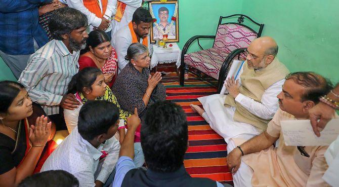 I made a mistake, people of Karnataka won't: Shah in Mysuru