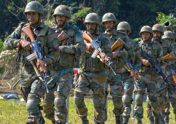 India increases deployment of troops along border with China near Tibet