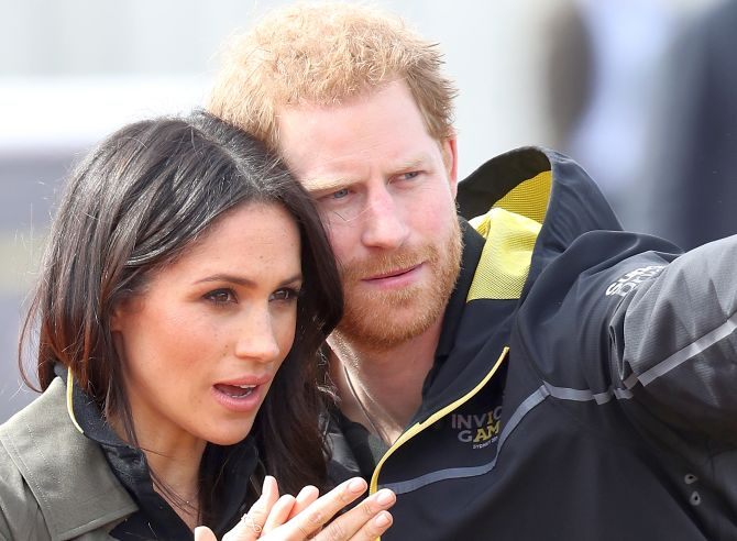 Inside the Botswana camp where Harry and Meghan's love blossomed