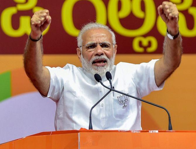 Congress will become 'PPP Congress' after Karnataka polls: Modi
