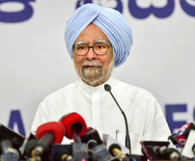 Rising inequality is a concern: Manmohan