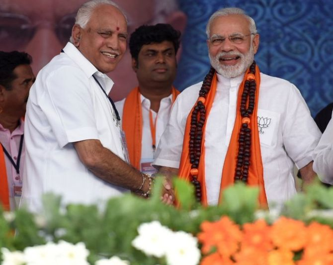 India News - Latest World & Political News - Current News Headlines in India - Yeddy accused of Rs 1,800cr pay-offs to BJP leaders; Cong seeks probe