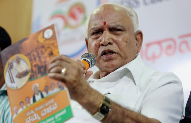 Will Yeddyurappa be CM if BJP wins Karnataka?