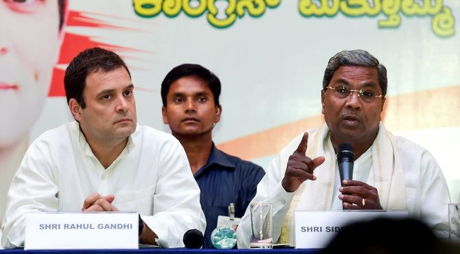 It's fine if party wants a Dalit CM: Siddaramaiah