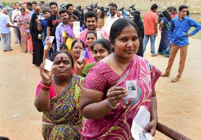 'Et tu Karnataka': Oppn reacts to poll results