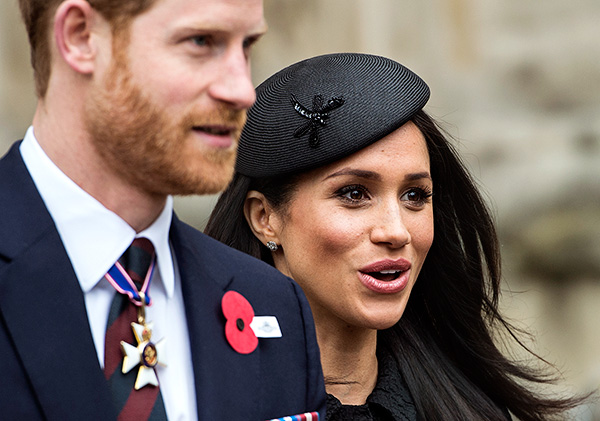 Harry-Meghan's royal wedding in numbers