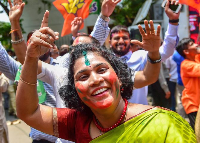 Did Bangalore voters let down BJP?