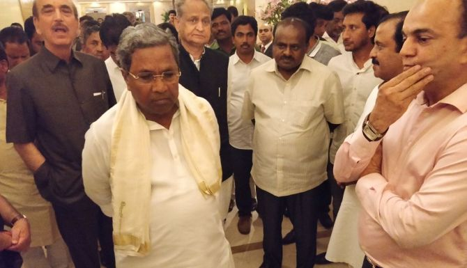 Kumaraswamy will be CM, says Siddaramaiah
