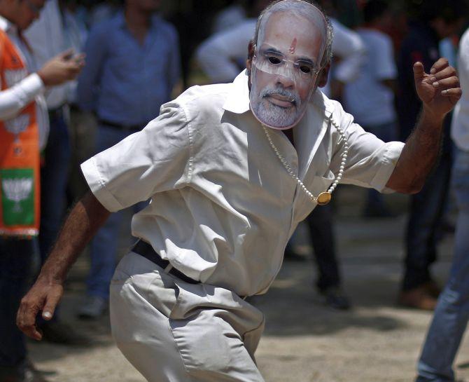 Karnataka verdict: 'BJP's southward march has begun'