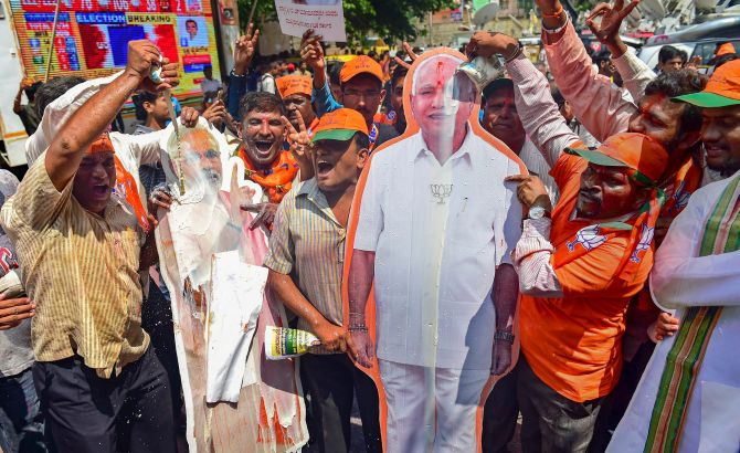 'Karnataka will have a re-election within a year'