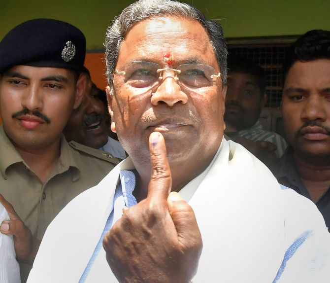 Karnataka verdict: Big winners and losers