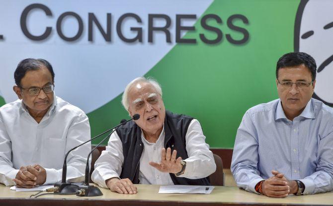 Aadhaar upheld as money bill: Cong to move SC again