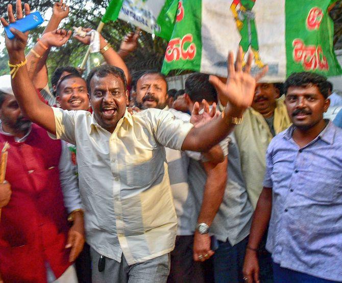 2018 vs 2013: How Karnataka turned saffron