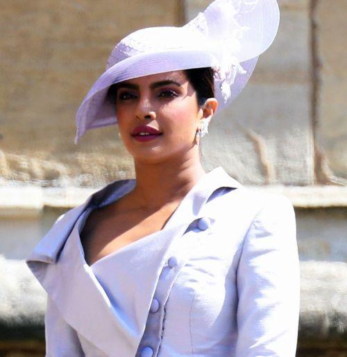 Priyanka, Clooneys, Beckhams! All the stars at Harry-Meghan's wedding