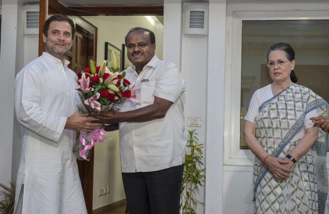 'There was no Modi wave in Karnataka'