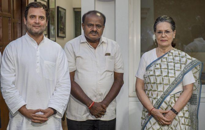 Karnataka portfolios: JD-S to get Finance, Congress gets Home