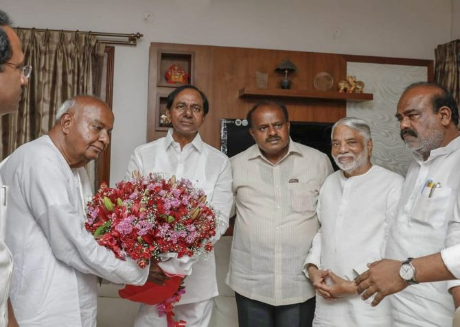 'The 3 days after Kumaraswamy takes the oath will be crucial'