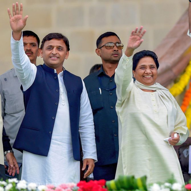 Mayawati says BSP will fight all polls alone
