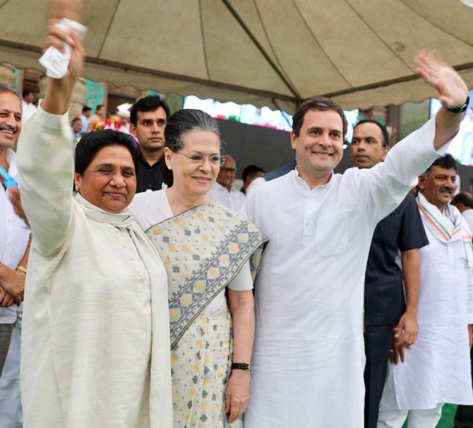 BSP to support Congress in Madhya Pradesh