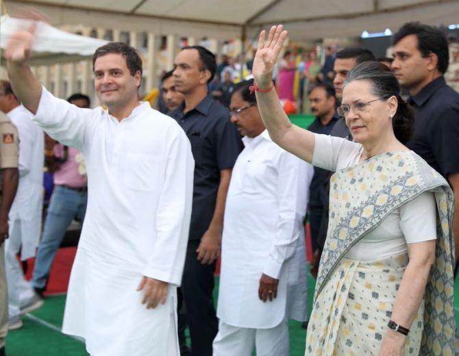 Ahead of 2019 LS poll, Congress faces severe cash crunch