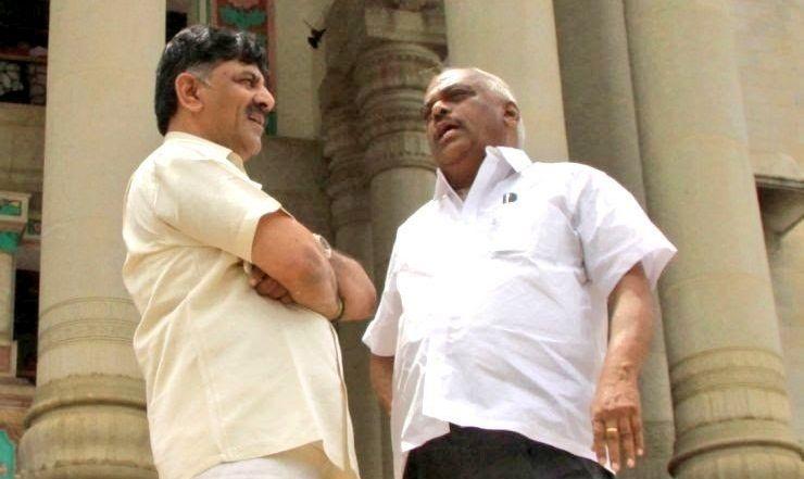 Karnataka floor test: Cong's Ramesh elected Speaker, BJP nominee withdraws