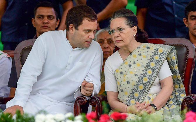 Modi@4: Rahul issues 'report card' as Oppn slams PM