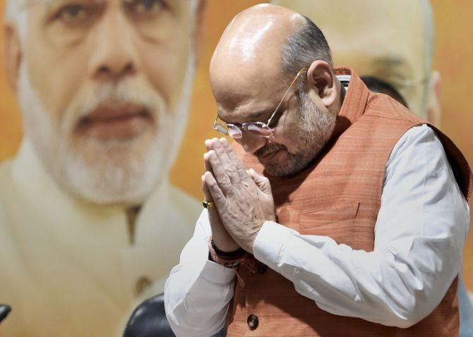Shah clarifies: Never asked for imposing Hindi