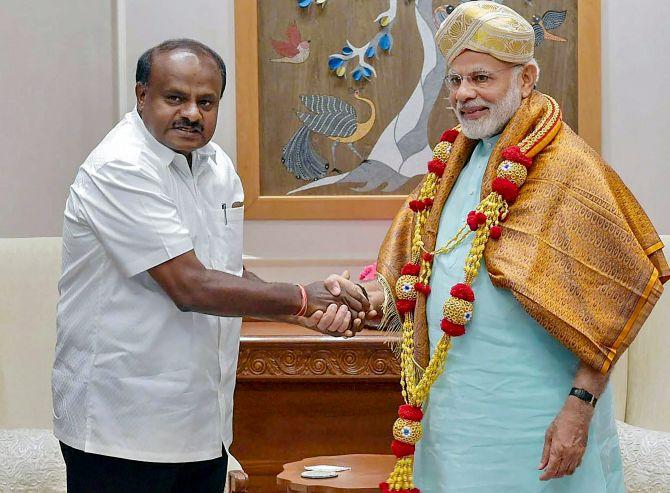 Committed to farm loan waiver, else will retire: Kumaraswamy
