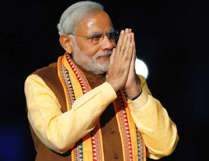 PM Modi a versatile genius: Justice Mishra