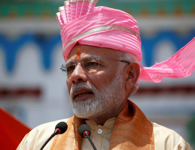 Modi@4: The words NaMo made popular