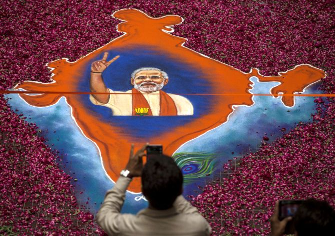 How India has Modi-fied in 4 years