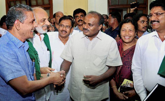 Kumaraswamy promises decision on farm loan waiver in 15 days