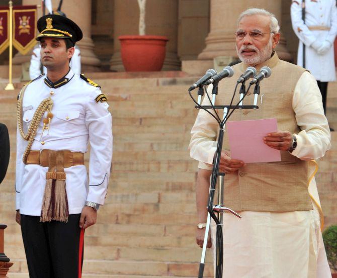 LIVE! Muslim woman names newborn 'Narendra Modi' - Rediff com India News