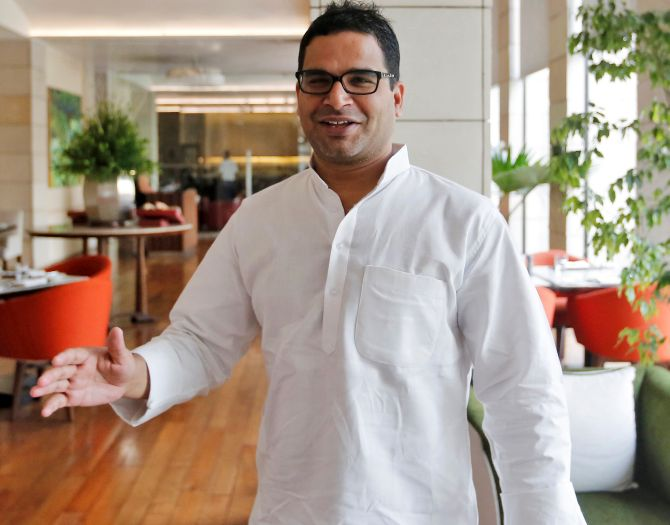 BJP U-turn on NRC tactical retreat: Prashant Kishor